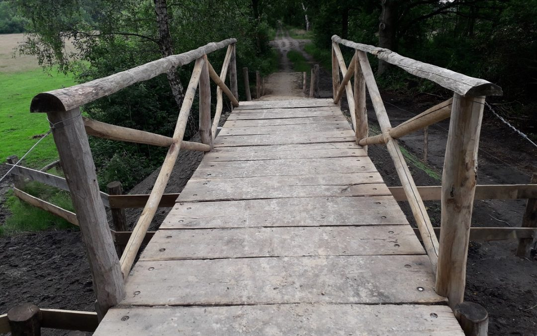 Bruggetjes verdwijnen, bruggetjes verschijnen